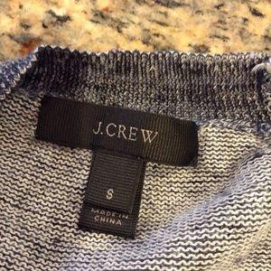 J. Crew Tops - NWOT J Crew blue top